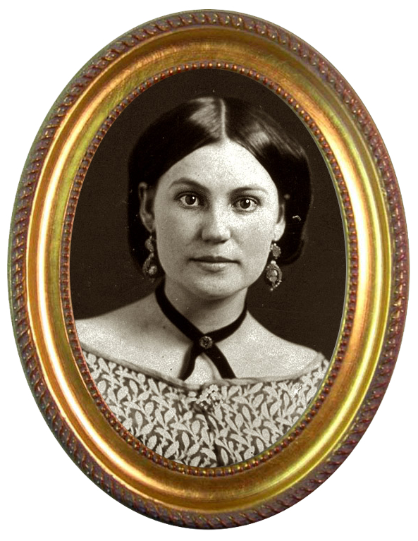 Unidentified Woman circa 1850s